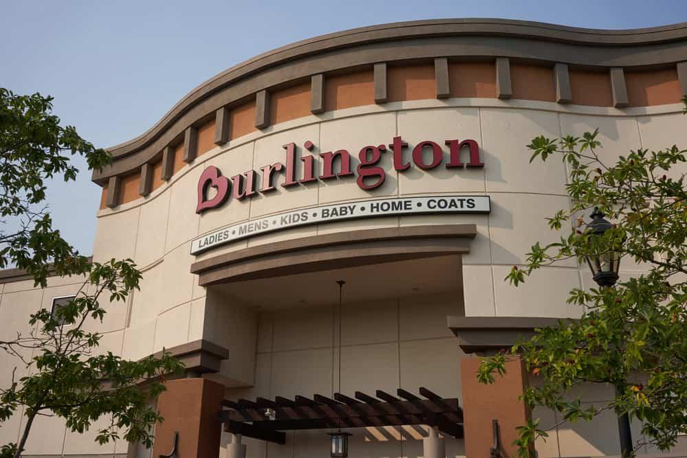 large Burlington exterior
