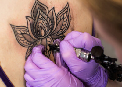 The Meaning of a Lotus Flower Tattoo