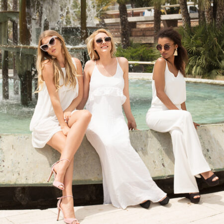 50+ White and All White Outfit Ideas