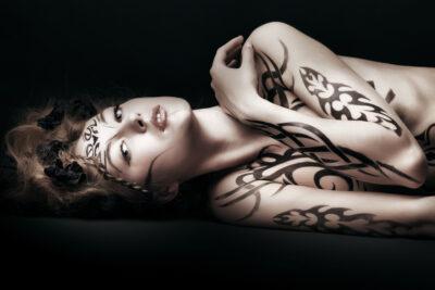 50+ Stick and Poke Tattoo Design Ideas