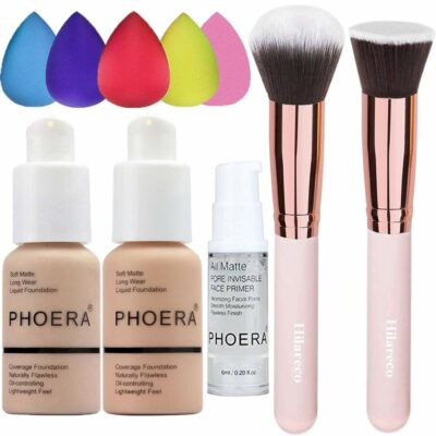 PHOERA Foundation and Face Primer
