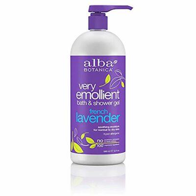 Alba Botanica Very Emollient Bath & Shower Gel