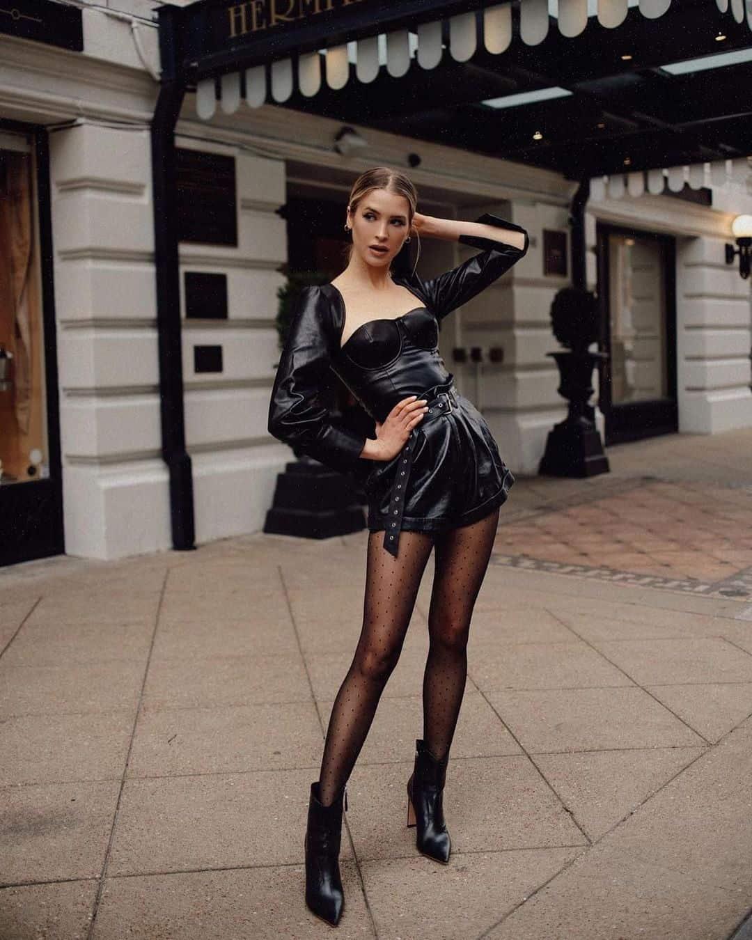 Revolve Instagram model fashion