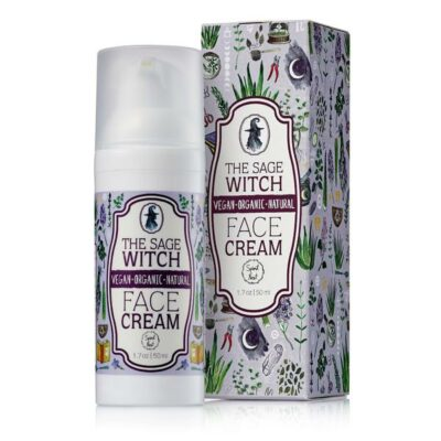 The Sage Witch Face Cream Moisturizer