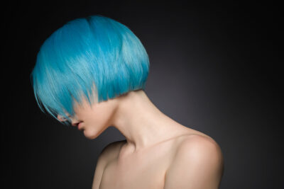Bored of Blue? Here's How to Remove Your Blue Hair Dye