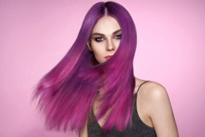 50 Beautiful Purple Hair Ideas Worth Trying Right Now