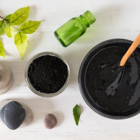 Make Your Own DIY Activated Charcoal Mask for Fresh Skin