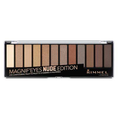 Rimmel Magnif'eyes Nude Eyeshadow Palette