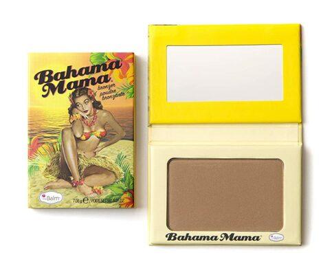 theBalm Bahama Mama Bronzer Natural Matte