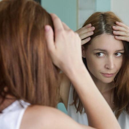 How to Hide Grey Hair on Dark Hair — Hacks, Tips, and Helpful Hairstyles