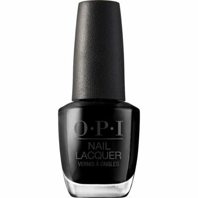 OPI Nail Lacquer - Black Onyx