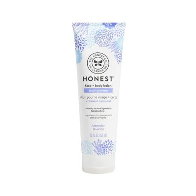 The Honest Company Truly Calming Face + Body Lotion