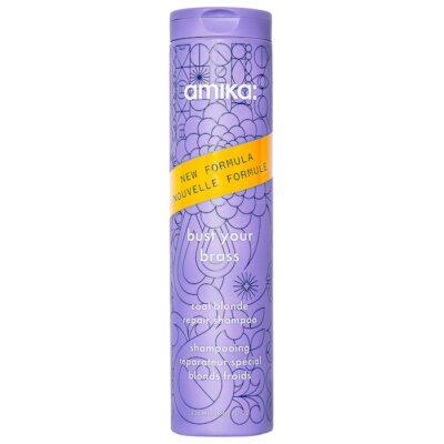 amika Bust Your Brass Blonde Purple Shampoo